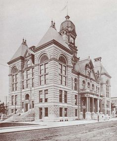 Old Will County Courthouse